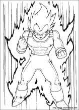 dragon ball free coloring pages coloring