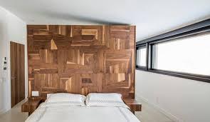chambre adulte bois quelle déco en bois pour la chambre à coucher adulte moderne et