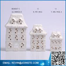 unpainted ceramic christmas houses unpainted ceramic christmas
