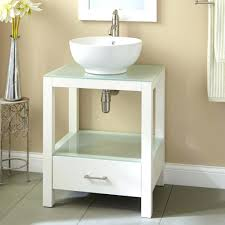 Console Sinks Bathroom Sinks Double Console Sink Vanity Vessel Basin White Console