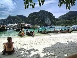 koh phi phi don similans thai blog