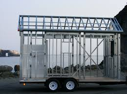 build your house free free tiny house on wheels plans on trailer frames you can this