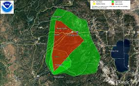 Usfs Fire Map Trailhead American River Canyon Foresthill Yubanet Fire News