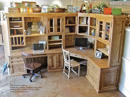 Home Office Corner Desks 28 Creative Double Desks Home Office Yvotube Com