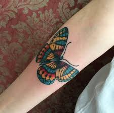 collection of 25 butterfly n on chest
