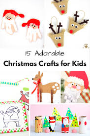 15 adorable christmas crafts for kids mum in the madhouse