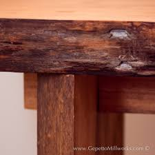 handmade solid wood joinery conference room tables