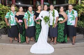 beautiful wedding venus and fuimaono s beautiful wedding samoa observer