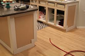 How To Make An Kitchen Island How To Add Moulding To A Kitchen Island Withheart
