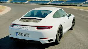 porsche 2017 4 door 2017 white porsche 911 carrera 4 gts awesome drive 450 hp youtube