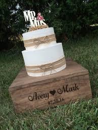 rustic cake stand wedding ideas stand 3 weddbook