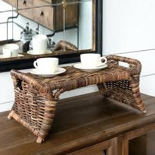 bed tray table walmart breakfast in bed table folding wood food breakfast table bed tray