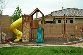 backyard swing set accessories outdoor furniture design and ideas