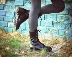 womens tactical boots canada s work combat boots etsy