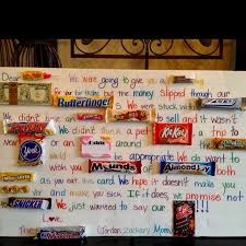 big birthday cards candy sign ideas for friends search holidays