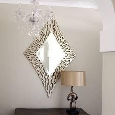 mirror wonderful mirrors for living room design stunning gold