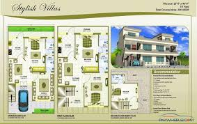 floor plans for 5 marla house homes zone