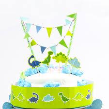 dinosaur birthday free shipping dinosaur birthday cake topper birthday party