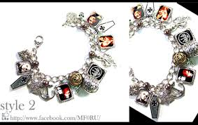my chemical earrings gerard way my chemical charm bracelet necklace on storenvy