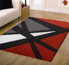 How Clean Rug Black Red And Grey Rugs Google Search Like How Clean It Is