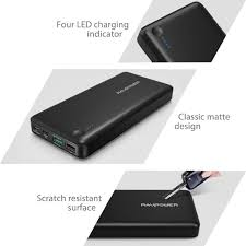 design bank ravpower 20100 mah power bank with usb c review power bank guide