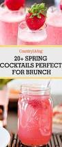 20 easy easter cocktails best recipes for spring drinks