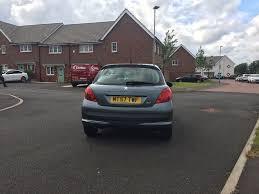 2008 peugeot 207 1 4 5 door hatchback grey petrol 5 speed manual