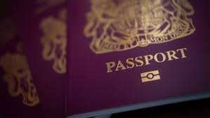 how long does a passport take to renew the week uk
