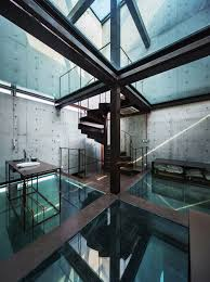 vertical glass house in shanghai by atelier fcjzinspirationist