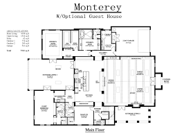 Guest Home Plans by Wonderful Guest House Floor Plans A For Decorating