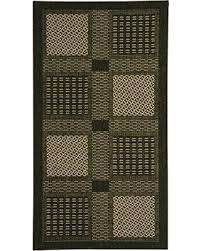 Safavieh Courtyard Indoor Outdoor Area Rug Deal Alert Safavieh Courtyard Collection Cy1928 3908 Black And