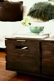 Diy Storage Ottoman Plans Ottomans Coffee Table With Storage Plans Home Design