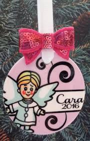 sister memorial christmas ornament gift