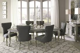 remarkable decoration 7pc dining room set neoteric design