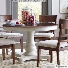 White Kitchen Tables by Annie Sloan Miracle Chalk Painted Kitchen Table U2014 That