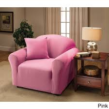 Armchair F 51 Stretch Jersey Chair Slipcover Free Shipping On Orders Over 45