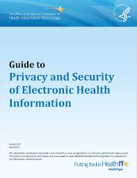 electronic health record privacy and security a 10 step plan