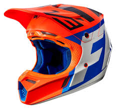 motocross helmets youth fox racing youth v3 creo helmet revzilla
