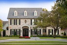 Traditional Home Style Home Planning Ideas - Traditional home design