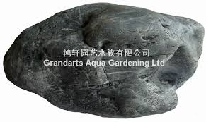 Fake Rocks For Landscaping by Artificial Resin Rock Garden Rock Landscaping Rock Aquarium