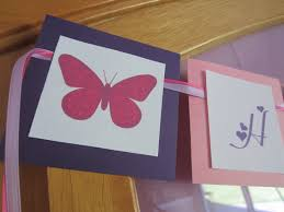budget butterfly birthday diy inspired