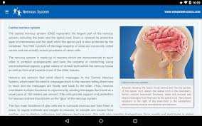 Part Of Brain That Controls Arousal Nervous System Android Apps On Google Play