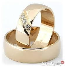 obraczki apart okazja złote obrączki z diamentami 50 taniej zielona góra