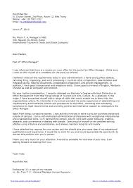 ideas of how to write a cover letter university application about