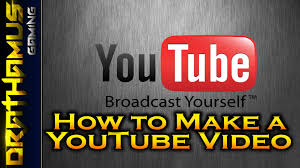 how to make gaming youtube videos programs settings youtube