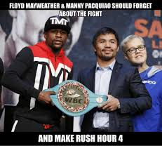 Pacquiao Mayweather Memes - floyd mayweather manny pacquiao should forget about the fight gricq