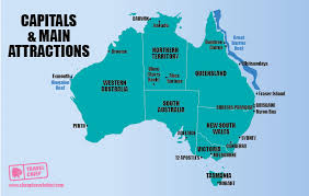usa map key cities australia cities map major tourist attractions maps