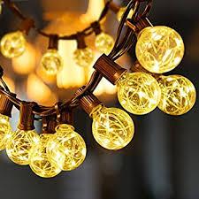 globe decorative string lights baiyunpoy 8 3ft 72 led hanging