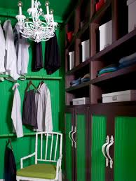 Furniture For Walk In Closet by 10 Stylish Walk In Bedroom Closets Hgtv