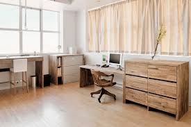 Home Office Furniture File Cabinets Modern Home Office With Turquoise Filing Cabinet Filing